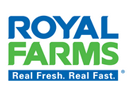 Royal Farms logo.