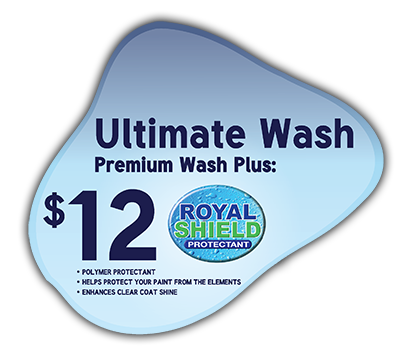 Ultimate Wash 12 dollars
