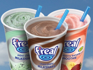 f'real Milkshake Options.