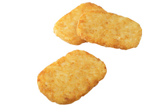 Hash Browns.