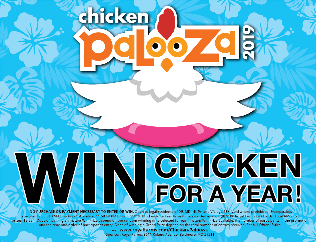 Chicken Palooza 2019