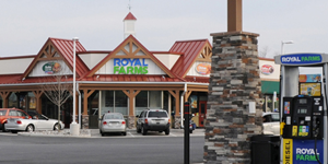 Find a Royal Farms Store.