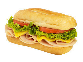 Turkey Subs and Sandwiches.